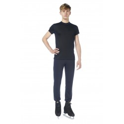 MEN'S TROUSERS WITH RUBBER ON THE ANKLES SAGESTER MODEL W011